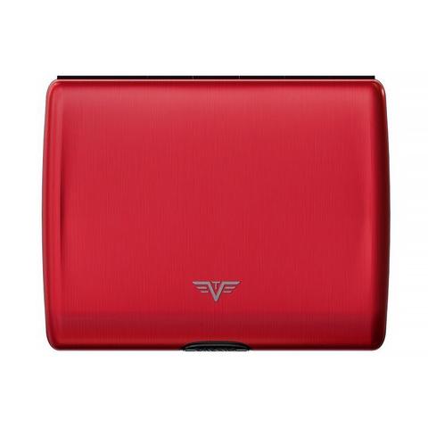 Кошелек-органайзер c защитой Tru Virtu Ray, красный , 130x102x23 мм