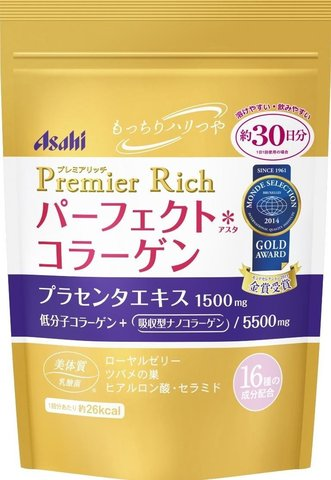 Asahi Коллаген Premier Rich