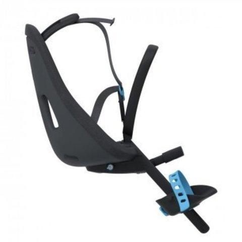 Картинка велокресло Thule Yepp Nexxt Mini черное - 2