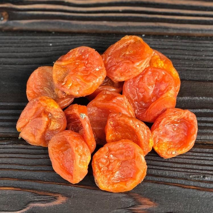 Фотография Курага без косточки оранжевая / 250 г купить в магазине Афлора