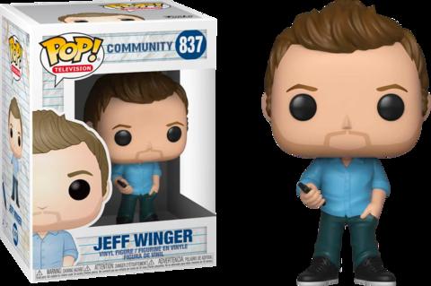 Фигурка Funko Pop! TV: Community - Jeff Winger