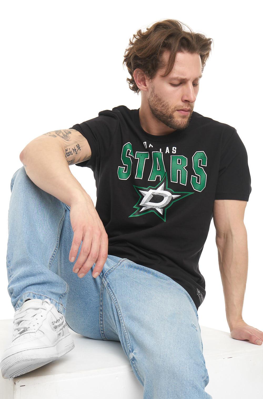 Футболка NHL Dallas Stars № 47