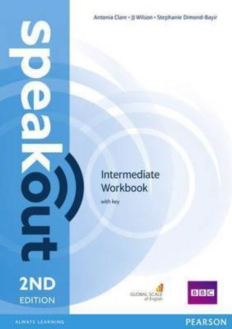 Speakout Inter (2nd)S.B+W.B+2 DVD
