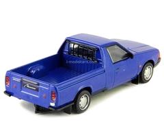 Moskvich-2335 dark blue 1:43 DeAgostini Auto Legends USSR #105