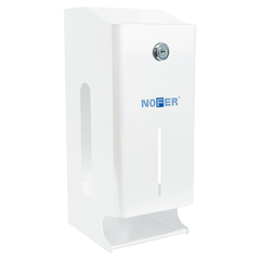 Диспенсер туалетной бумаги Nofer 05101.W фото