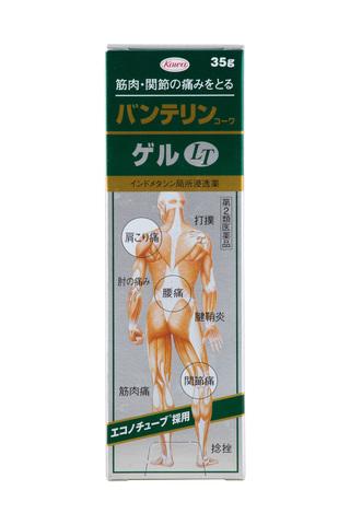 Бантерин лосьон от боли в мышцах и суставах