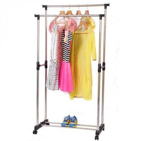 Напольная стойка для одежды Double Pole(30 кг)