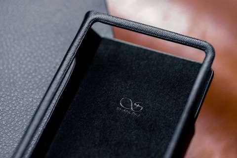 Shanling M6 Leather Case black, чехол для плеера