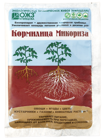 Кормилица Микориза для корней универсальная 30гр