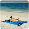 Картинка пляжное покрывало Ticket to the Moon Beach Blanket Blue/Yellow - 4