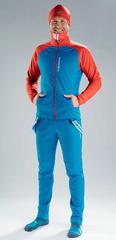 Утеплённый лыжный костюм Nordski Premium Blue/Red 2020 мужской