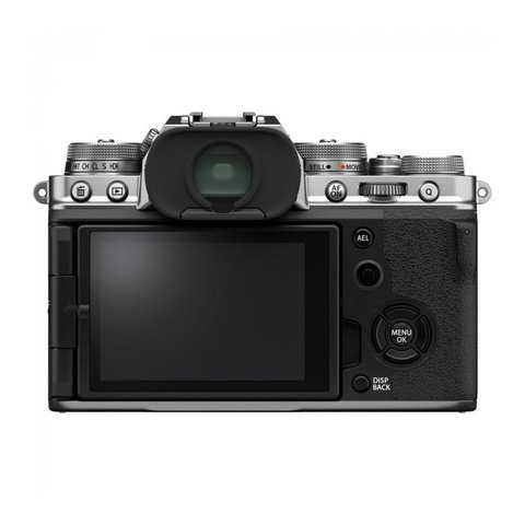 Fujifilm X-T4 Kit XF 18-55mm F2.8-4 R LM OIS Silver