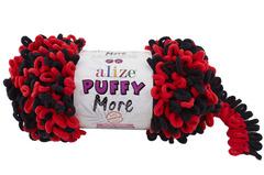 Пряжа Alize Puffy More цвет 6273
