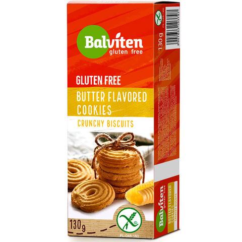 Печенье песочное со вкусом масла б/глют. 130г Balviten