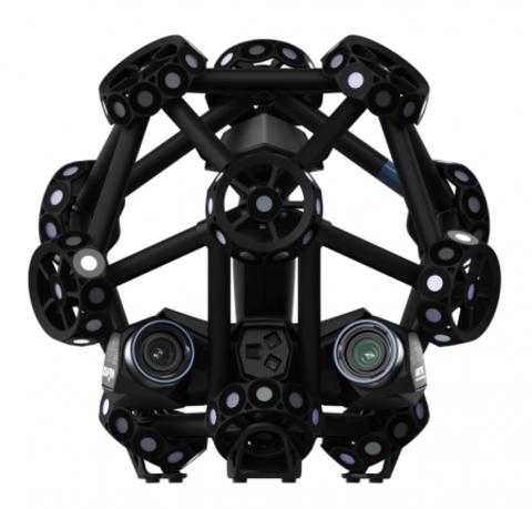 3D-сканер Creaform MetraSCAN BLACK|Elite