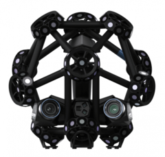 Фотография — 3D-сканер Creaform MetraSCAN BLACK|Elite