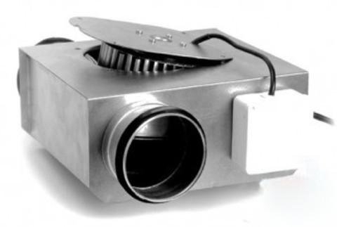 Вентилятор канальный LPKB 100 C1 Ostberg с назад загнутыми лопатками