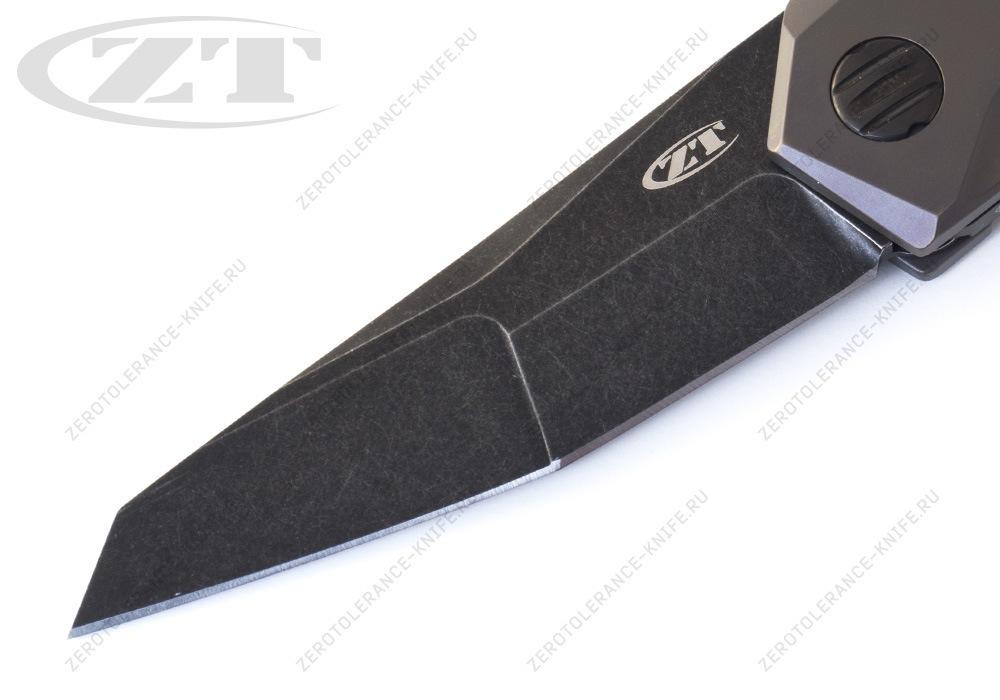 Нож Zero Tolerance 0055BRZ First 7 GTC Airborne - фотография