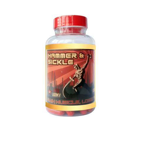Red Army Hammer & Sickle Tren http//:sportifarm.ru