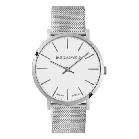 Часы Mya Silver White MY015A BW/S