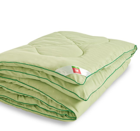 Одеяло стеганое бамбуковое Тропикана 140x205 Nelly