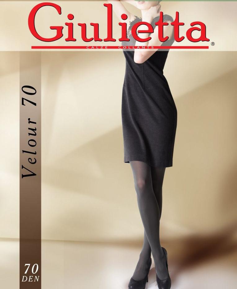 Колготки Giulietta Velour Xl 70
