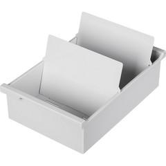 Картотека Exacompta А4 на 1200 карточек (347x319x137 мм, открытая)