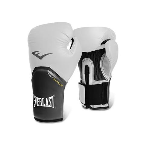 Перчатки боксерские Pro Style Elite Everlast белые