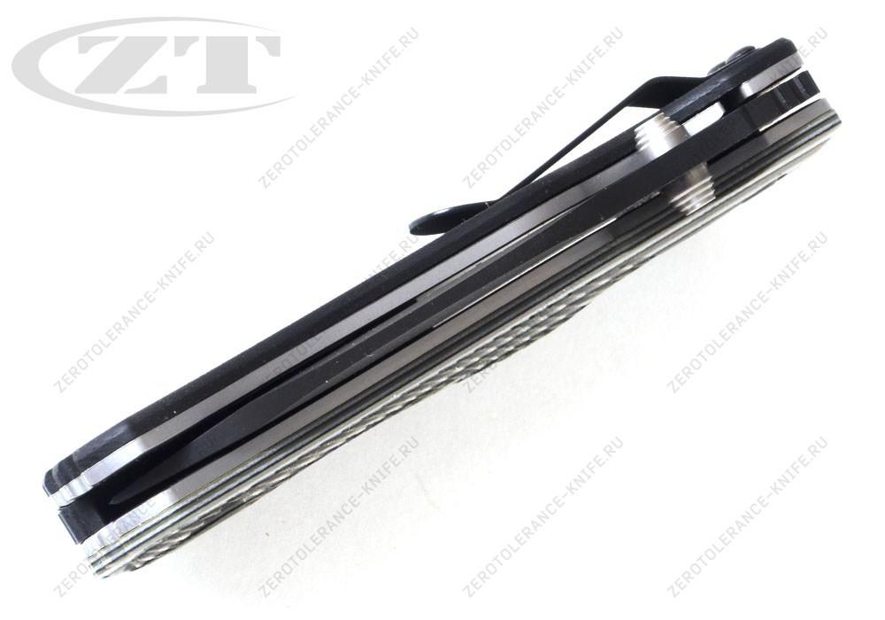 Нож Zero Tolerance 0350PG Predator Green - фотография