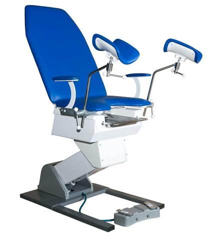 Кресло гинекологическое-урологическое «Клер» КГЭМ 02 (2 электропривода) - фото