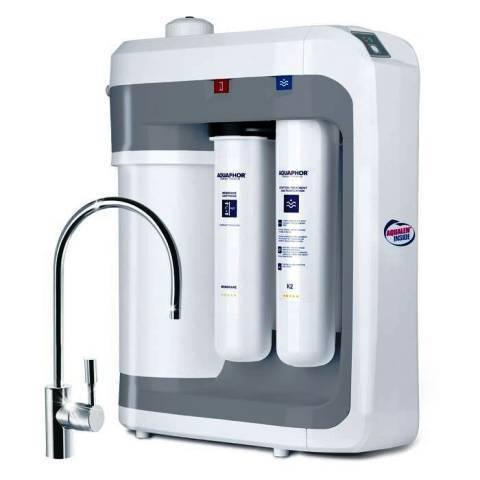 Автомат питьевой воды Аквафор DWM-201 (RO-201)