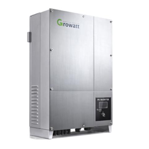 Сетевой инвертор Growatt 10000UE (10 кВ, 3-фазный, 2 МРРТ)