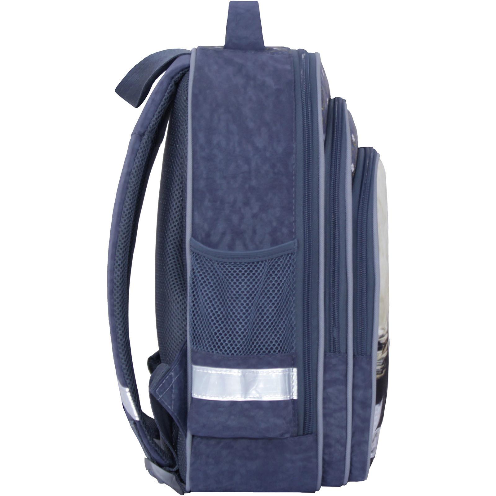 Рюкзак школьный Bagland Mouse 321 серый 165 (0051370) фото 2