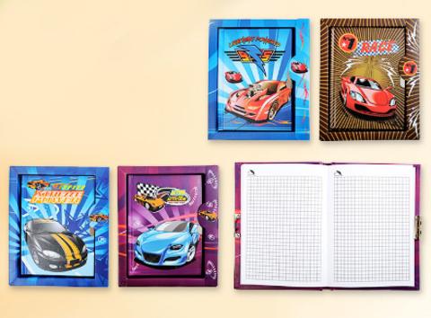 061-9630 Подарочный набор АВТОМОБИЛЬ: блокнот
