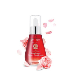 Сыворотка CELLNCO Botoline Rose Therapy Nutrient Boost Ampoule 50ml
