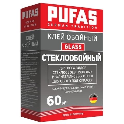 Клей стеклообойный Pufas 60м2