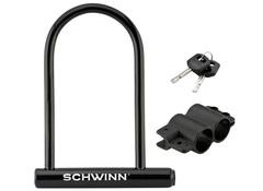 Замок-скоба велосипедный Schwinn Basic U-Lock - 2