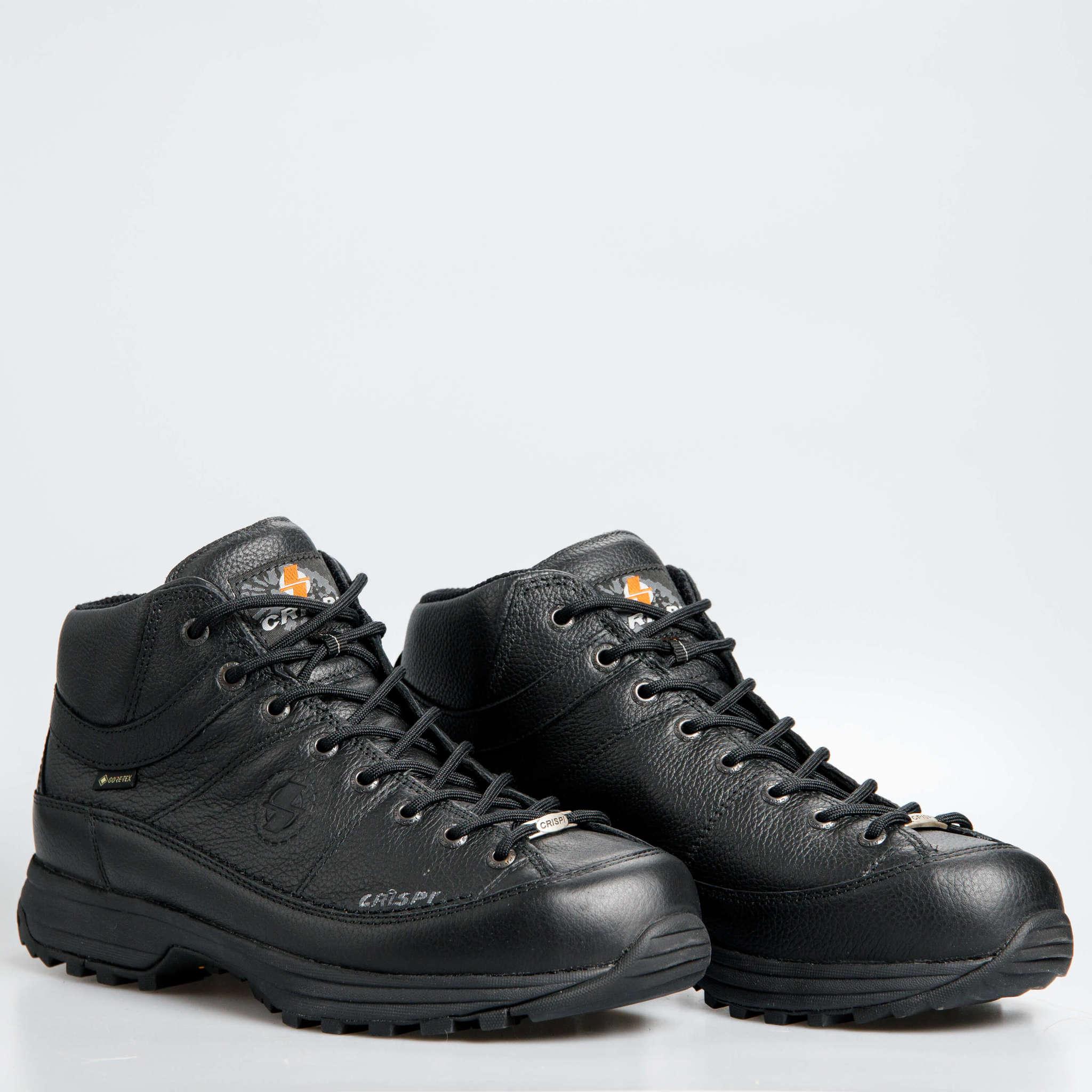 Ботинки A.WAY LEATHER GTX – BLACK