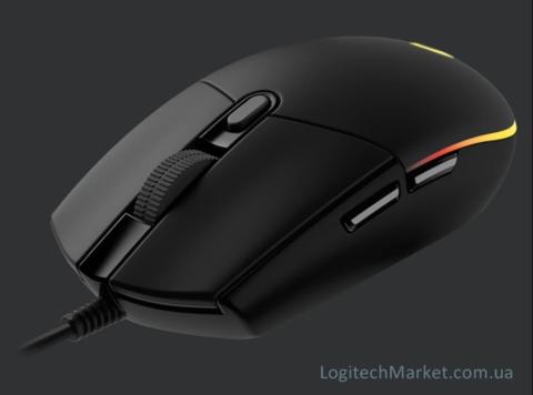 LOGITECH G102 Lightsync Black