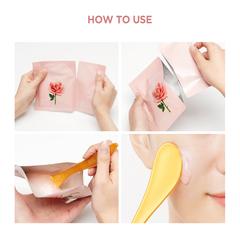 JMsolution Альгинатная маска с экстрактом дамасской розы JMsolution Glow Luminous Flower Modeling Mask 55 гр.