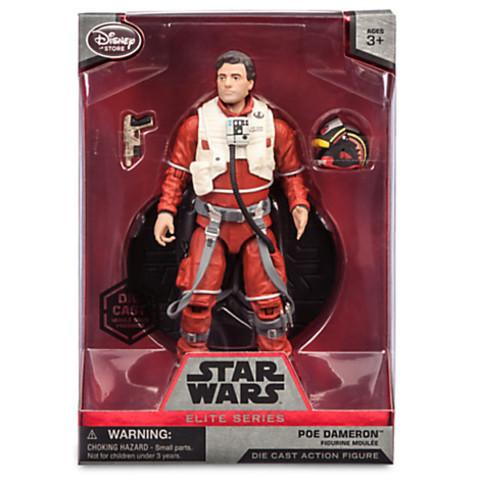 Звездные войны Die Cast фигурка По Дэмерон — Star Wars Poe Dameron