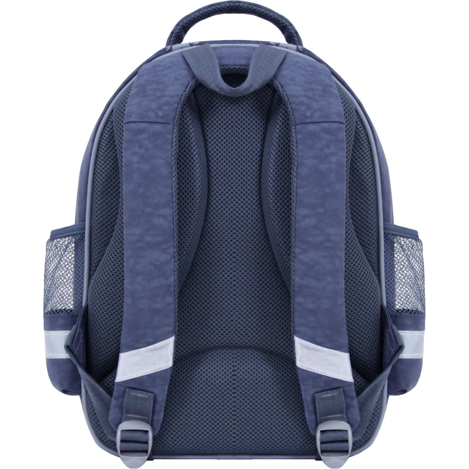 Рюкзак школьный Bagland Mouse 321 серый 165 (0051370) фото 3