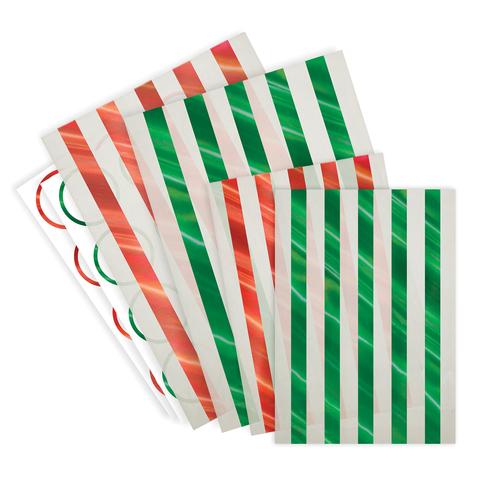 Пакетики для угощений, пергамент