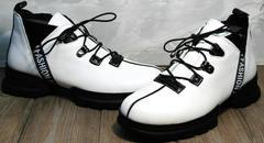Ботинки низкие женские осень Ripka 146White
