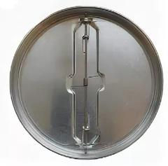Обратный клапан MMotors JSC d120 металлический