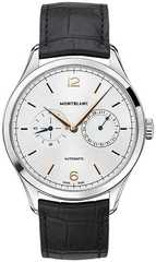 Часы Montblanc Heritage Chronometrie Twincounter Date