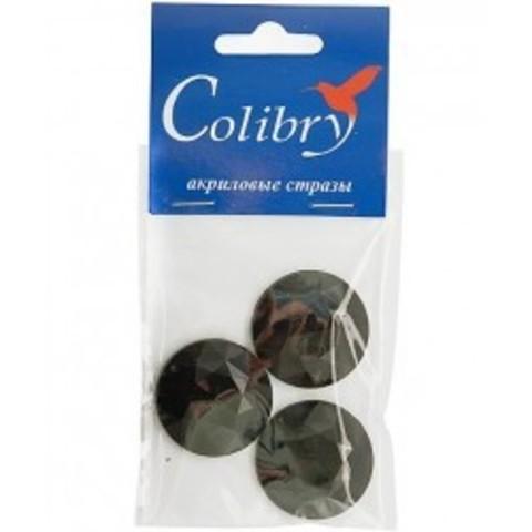 СТРАЗЫ (круглые)-R25-COLIBRY