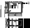 Схема Omoikiri Bosen 54-U-DC
