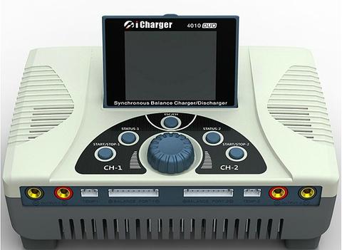 Зарядное устройство iCharger 4010DUO 10S x 2, 40A 2000W