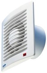 Вентилятор накладной Elicent E-Style 100 Pro MHY Smart BB (таймер, датчик влажности, двигатель на шарикоподшипниках)